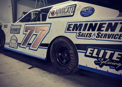 Saunders Racing 77